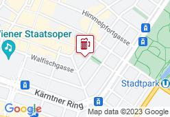 Stadtbrauerei Schwarzenberg - Karte
