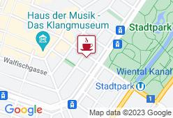 Cafe Hegelhof - Karte