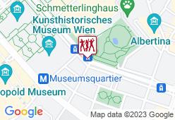 Volksgarten - Karte