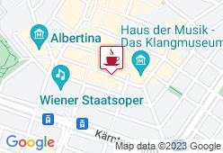 Internet cafe Surfland - Karte
