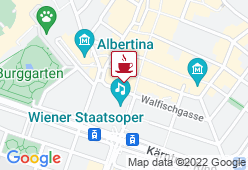 Café Sacher Wien - Karte