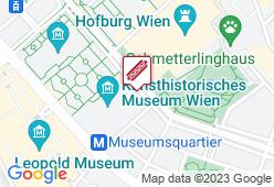 Würstelstand Burgring - Karte