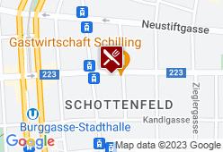 Cafe Laternderl - Karte