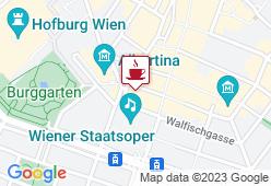 Café Mozart - Karte