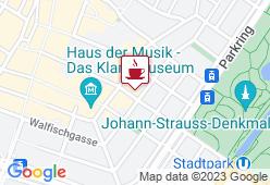 Cafe Wolfbauer - Karte