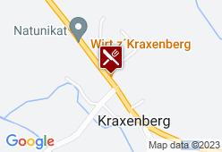 Wirt z'Kraxenberg - Karte