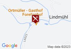 Forellenhof Ortmüller - Karte