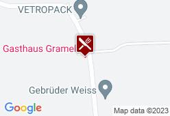 Gasthaus Gramel - Karte