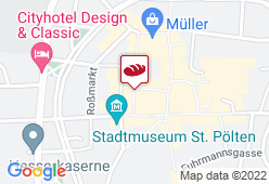 Bäckerei Hager - Karte