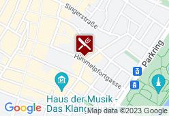 TIAN Restaurant Wien - Karte