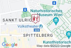 Rote Bar - Karte