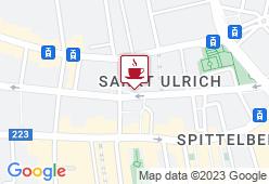 Cafe Pub Zum Augustin - Karte