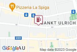 neighbour's Pub Wien - Karte