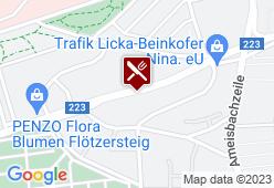 Gasthaus Flötzersteig - Karte
