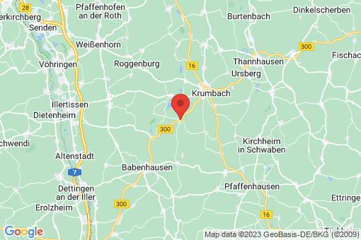 Karte Ebershausen