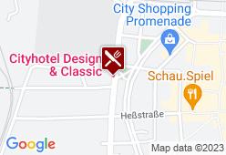Cityhotel - Karte