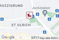 Burger de Ville im 25hours Hotel Wien - Karte
