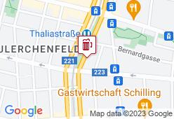 Gürtelbräu - Karte