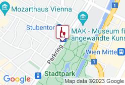 Wein Börse Wien - Karte