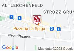 Pizzeria la Spiga - Karte