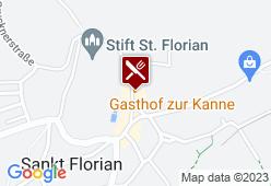 Gasthof Zur Kanne - Karte