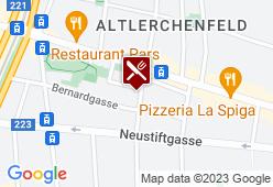 Pizza Speedy - Karte