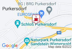 Cafe Zeit - Karte