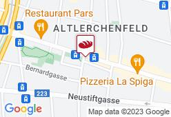 Felzl Bäckerei - Karte