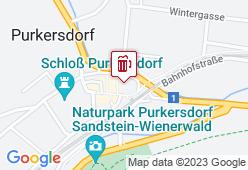 Stehebeisl Purkersdorf - Karte