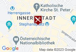 Reinthaler's Beisl - Karte