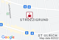 Café Strozzi - Karte