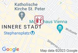 Hotel am Stephansplatz, Bar - Karte