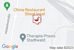 China Restaurant Stiegl Insel - Karte