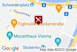 Café Engländer - Karte
