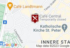 Palais Niederösterreich - Karte
