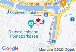 Café-Restaurant Ministerium - Karte