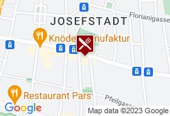 Radatz Josefstadt - Karte