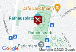 Ilija Rathausplatz - Karte