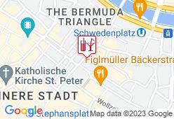 Hinterholz - Karte