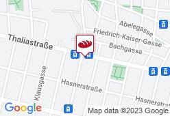 Seven Bäckerei & Café-Konditorei - Karte