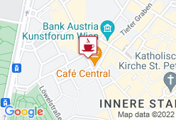 Cafe-Restaurant im Ferstel - Karte
