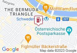 Erdinger Weissbier Stüberl - Karte