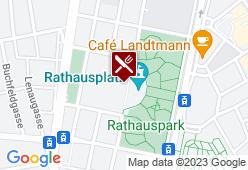 Restaurant-Rittersaal im Wiener Rathauskeller - Karte