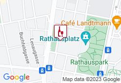 Vinothek im Wiener Rathauskeller - Karte