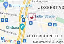 Corner 101 - Karte