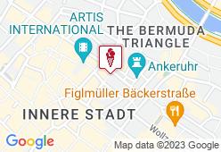 Gelateria Hoher Markt - Karte