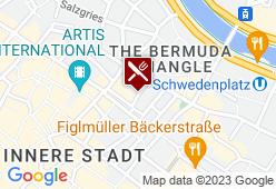 Austrian Delights - Karte