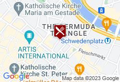 Vienna 1st - Karte