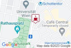 Café Landtmann - Karte