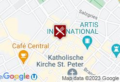 Brezl Gwölb - Karte